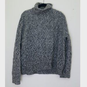 Vince Cable knit gray sweater